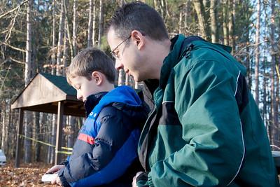 Cub Scout Camping Trip  2009-11-14  64