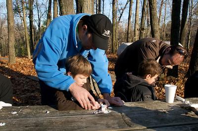 Cub Scout Camping Trip  2009-11-14  68