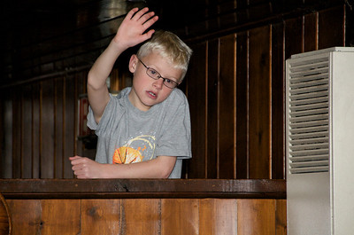 Cub Scout Camping Trip  2009-11-13  16