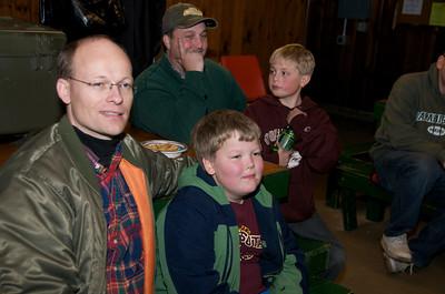 Cub Scout Camping Trip  2009-11-13  11