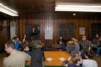 Cub Scout Camping Trip  2009-11-13  1