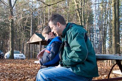 Cub Scout Camping Trip  2009-11-14  65