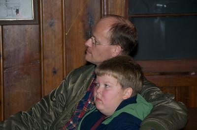 Cub Scout Camping Trip  2009-11-13  21