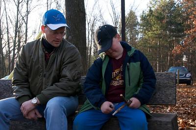 Cub Scout Camping Trip  2009-11-14  63