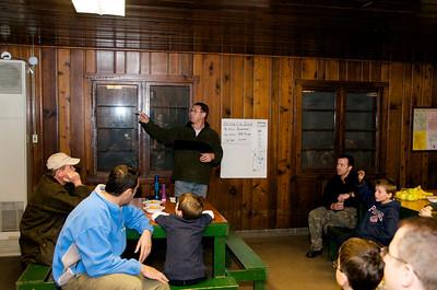Cub Scout Camping Trip  2009-11-13  3