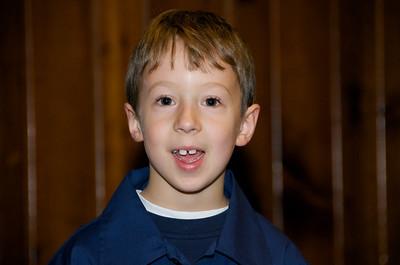 Cub Scout Camping Trip  2009-11-13  36