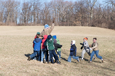 Cub Scout Camping 4-4-09 112