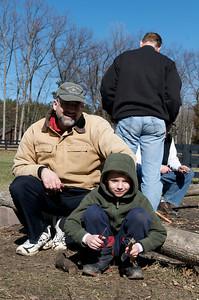 Cub Scout Camping 4-4-09 136