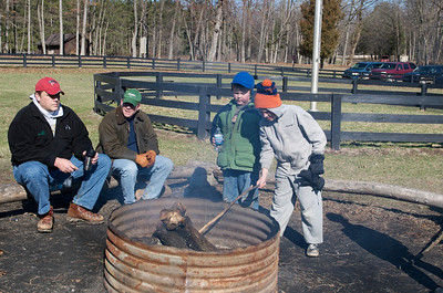 Cub Scout Camping 4-4-09 130