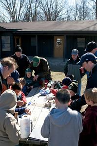 Cub Scout Camping 4-4-09 142
