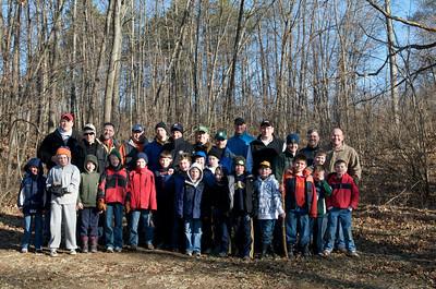 Cub Scout Camping 4-4-09 85