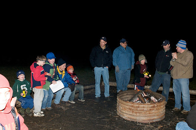 Cub Scout Camping 4-4-09 12