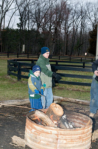 Cub Scout Camping 4-4-09 4