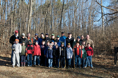 Cub Scout Camping 4-4-09 84