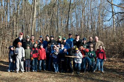 Cub Scout Camping 4-4-09 87
