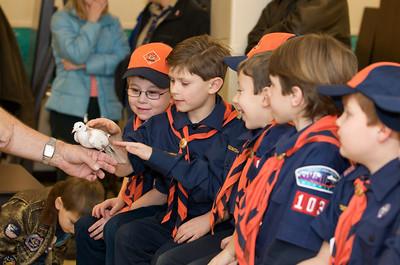 Cub Scouts Live Animals  2010-01-21  46