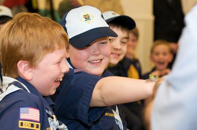Cub Scouts Live Animals  2010-01-21  27