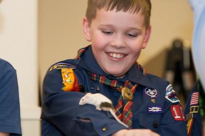 Cub Scouts Live Animals  2010-01-21  95