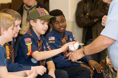 Cub Scouts Live Animals  2010-01-21  48