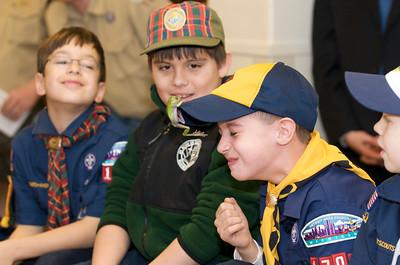Cub Scouts Live Animals  2010-01-21  35