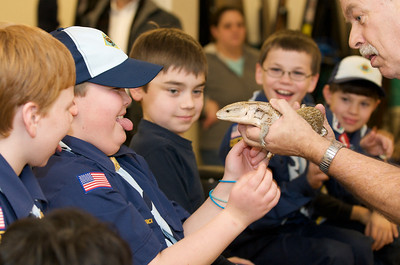 Cub Scouts Live Animals  2010-01-21  70