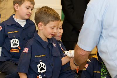 Cub Scouts Live Animals  2010-01-21  56