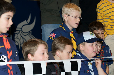 Pinewood Derby 2010-03-14  45