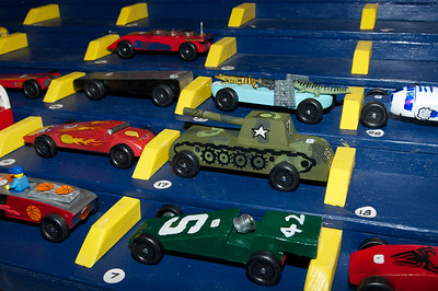 Pinewood Derby 2010-03-14  5
