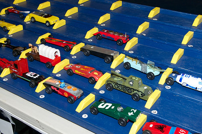 Pinewood Derby 2010-03-14  7