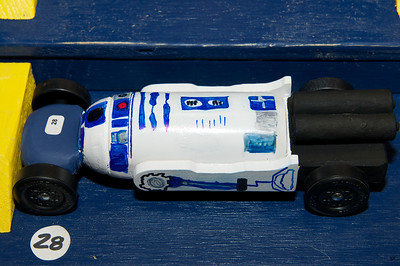 Pinewood Derby 2010-03-14  11