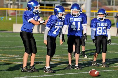 vs St Lawrence 6th Grade  2009-10-03  122