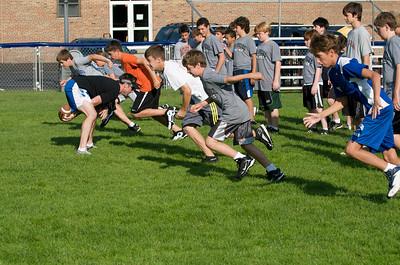 St Hugo Football Conditioning  2009-08-06  54