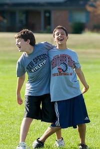 St Hugo Football Conditioning  2009-08-06  16