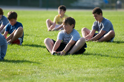 St Hugo Football Conditioning  2009-08-06  32
