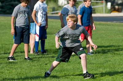 St Hugo Football Conditioning  2009-08-06  101