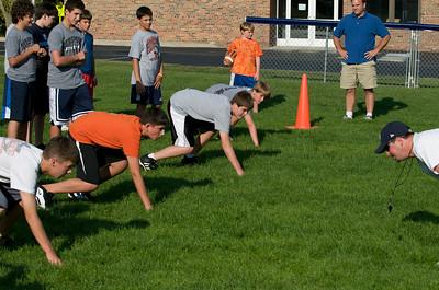 St Hugo Football Conditioning  2009-08-06  82