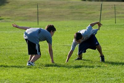 St Hugo Football Conditioning  2009-08-06  14