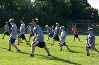 St Hugo Football Conditioning  2009-08-06  25