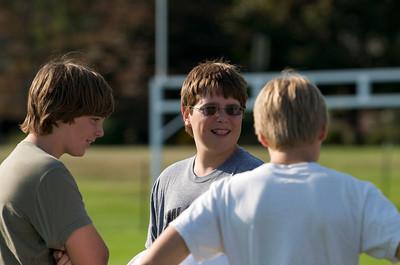 St Hugo Football Conditioning  2009-08-06  2