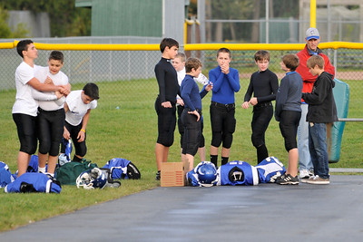vs St Lawrence 6th Grade  2009-10-03  60