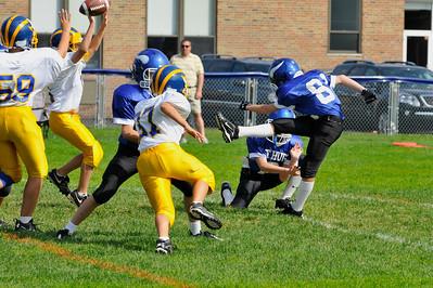 vs St Mikes- 6th Grade 2009-09-06  90