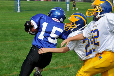 vs St Mikes- 6th Grade 2009-09-06  99