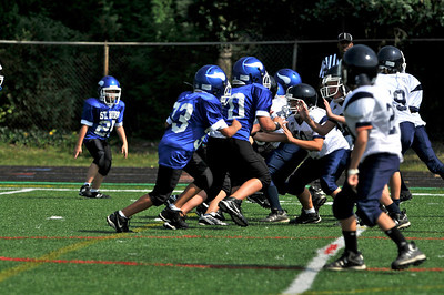 vs Holy Family 5th Grade 2009-09-13  57