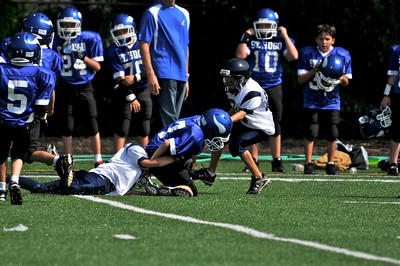vs Holy Family 5th Grade 2009-09-13  48