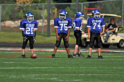 vs Holy Family 5th Grade 2009-09-13  70