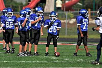 vs Holy Family 5th Grade 2009-09-13  67