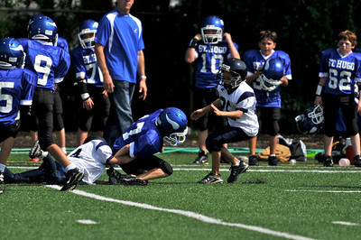 vs Holy Family 5th Grade 2009-09-13  49