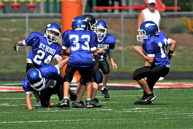 vs Holy Family 5th Grade 2009-09-13  64