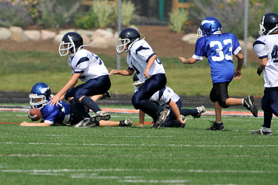 vs Holy Family 5th Grade 2009-09-13  71