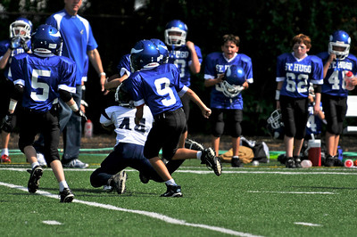 vs Holy Family 5th Grade 2009-09-13  50